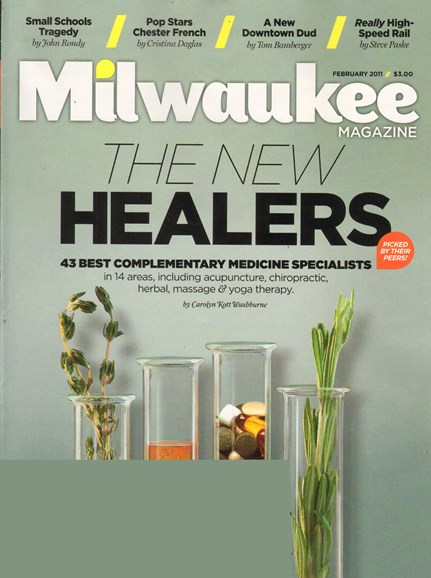 Milwaukee Cover - 2/1/2011