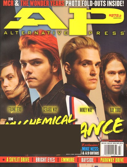 Alternative Press Cover - 3/1/2011