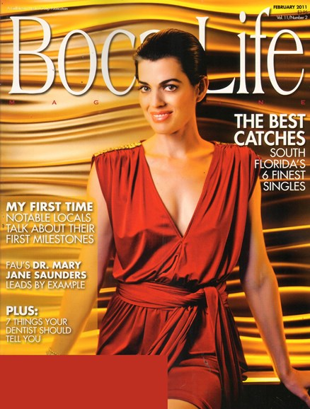 Boca Life Cover - 2/1/2011