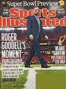 Sports Illustrated Magazine 2/7/2011