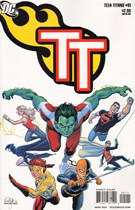 Teen Titans Comic 3/1/2011