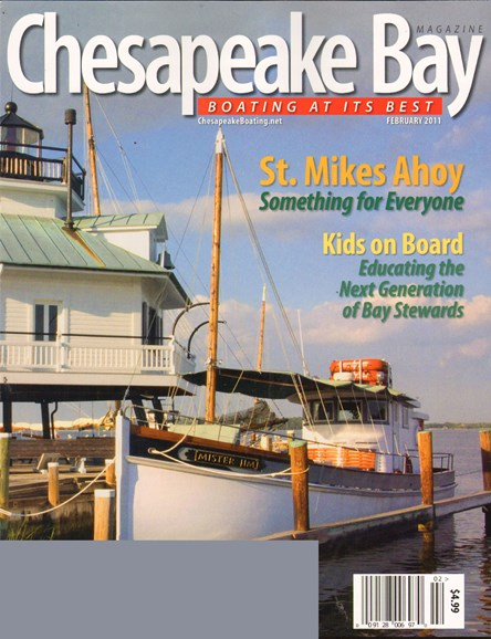 Chesapeake Bay Cover - 2/1/2011