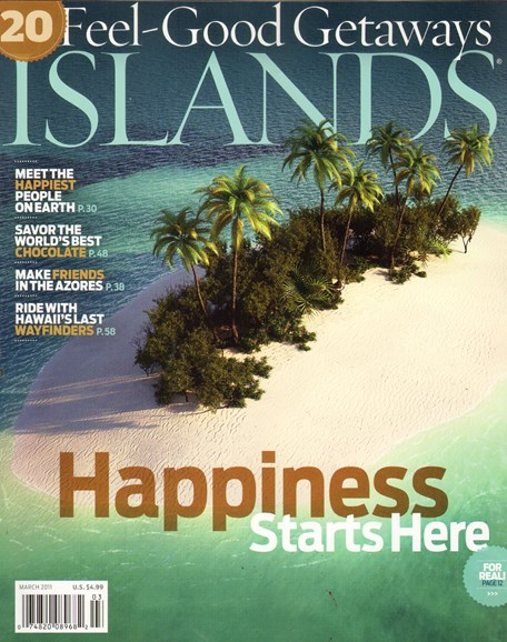 Islands Cover - 3/1/2011
