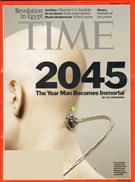 Time Magazine 2/21/2011