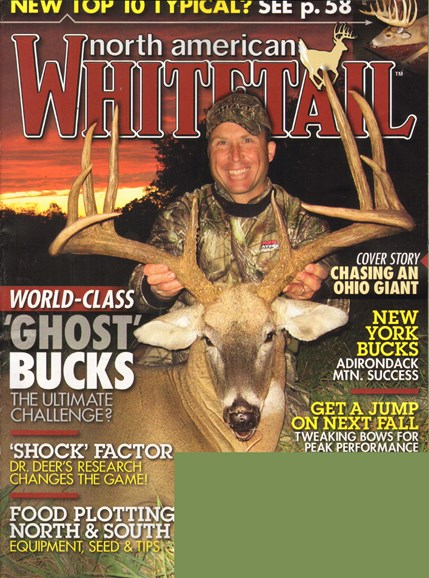 North American Whitetail Cover - 3/1/2011