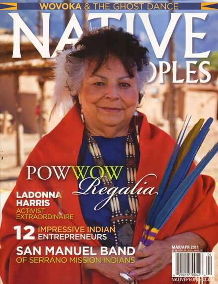 Native Peoples Cover - 3/1/2011