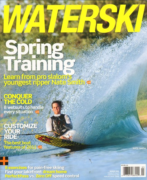 Waterski Cover - 3/1/2011