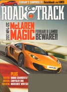 Road and Track Magazine 4/1/2011