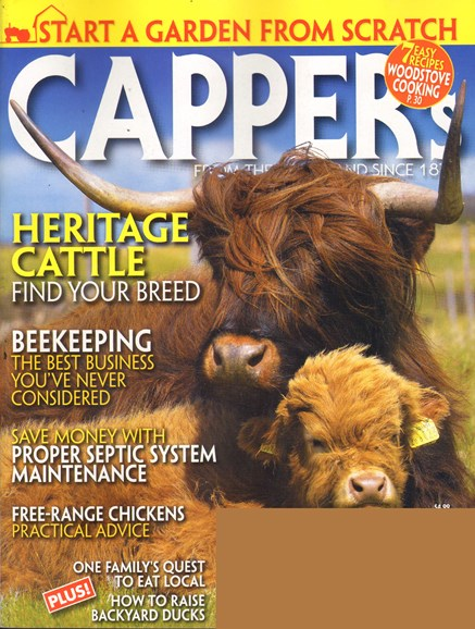 Capper's Cover - 3/1/2011