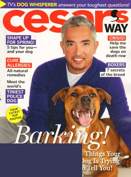 Cesar's Way Cover - 3/1/2011