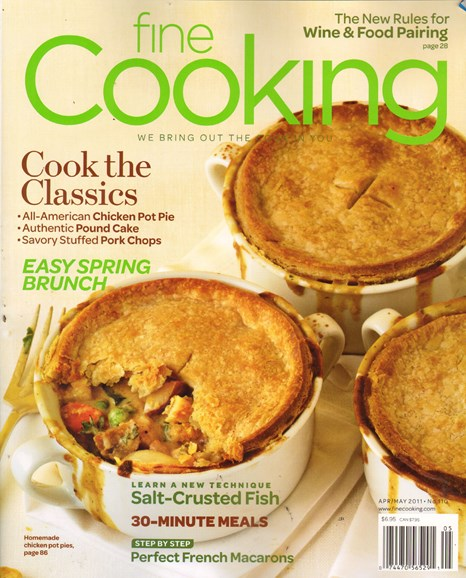Fine Cooking Cover - 5/1/2011