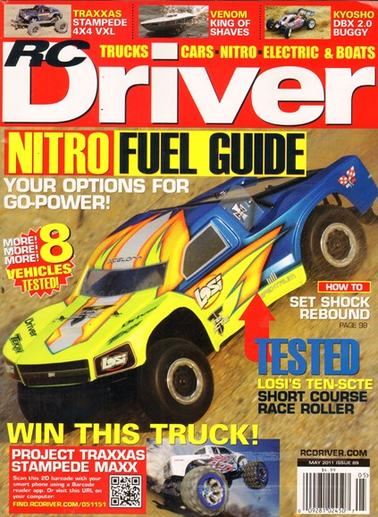 RC Driver Cover - 5/1/2011
