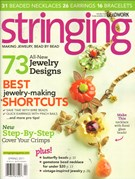 Jewelry Stringing Magazine 4/1/2011