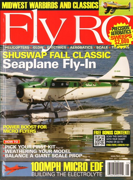 Fly RC Cover - 5/1/2011
