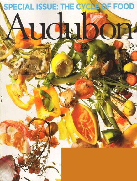 Audubon Cover - 3/1/2011