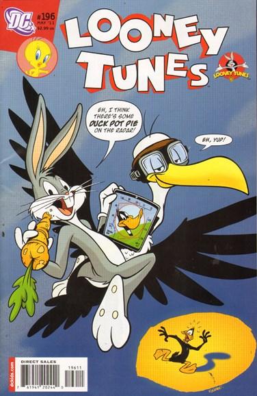 Looney Tunes Cover - 5/1/2011