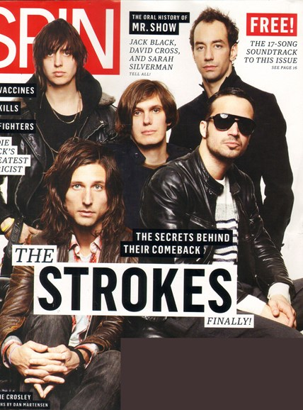 Spin Cover - 4/1/2011
