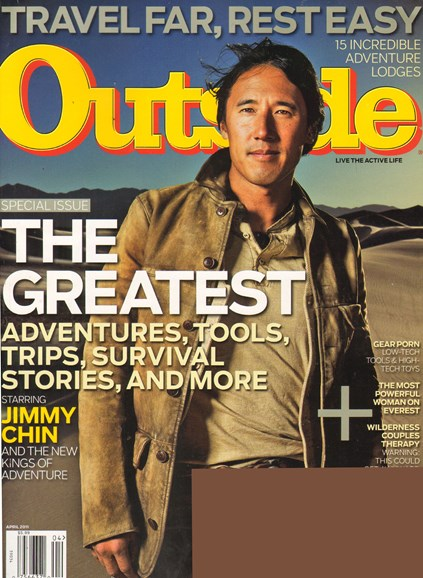 Outside Cover - 4/1/2011