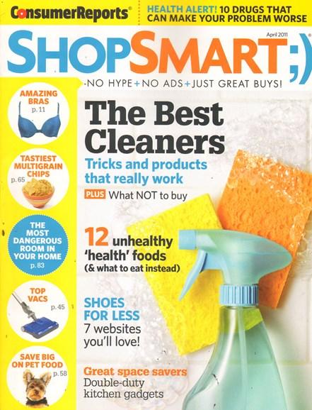 Shop Smart Cover - 4/1/2011