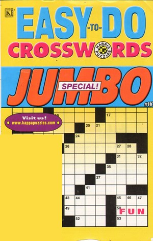 Lots of Easy Crosswords | 4/2011 Cover