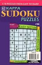Blue Ribbon Kappa Sudoku Puzzles Magazine 3/1/2011