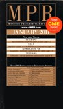 Monthly Prescribing Reference | 1/2011 Cover
