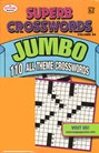 Superb Crosswords Jumbo Magazine | 4/2011 Cover