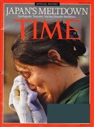 Time Magazine 3/28/2011