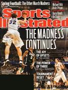 Sports Illustrated Magazine 3/28/2011