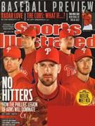 Sports Illustrated Magazine 4/4/2011
