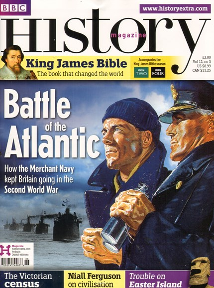 BBC History Cover - 5/1/2011