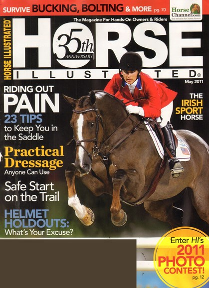 Horse Illustrated Cover - 5/1/2011