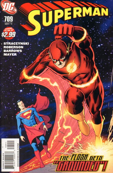Superman Cover - 5/1/2011