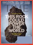 Time Magazine 4/11/2011
