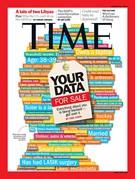 Time Magazine 3/21/2011