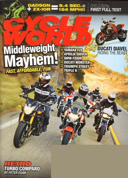Cycle World Cover - 5/1/2011