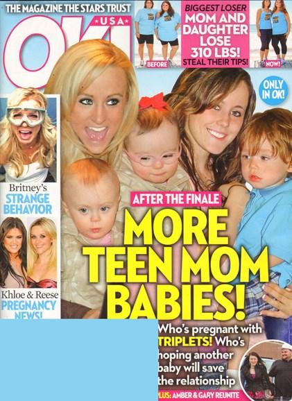 Ok! Cover - 4/18/2011