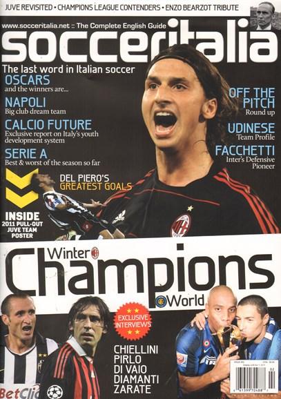 Soccer Italia Cover - 5/1/2011