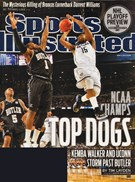 Sports Illustrated Magazine 4/8/2011