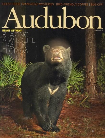 Audubon Cover - 5/1/2011