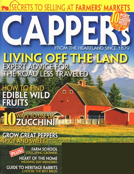 Capper's Cover - 5/1/2011