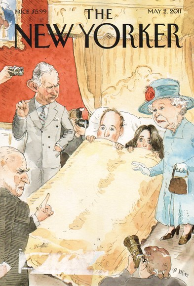 The New Yorker Cover - 5/1/2011