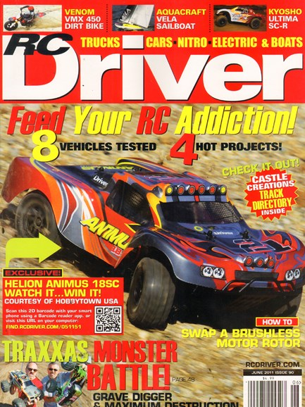 RC Driver Cover - 6/1/2011