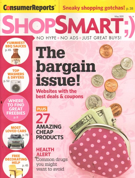 Shop Smart Cover - 5/1/2011
