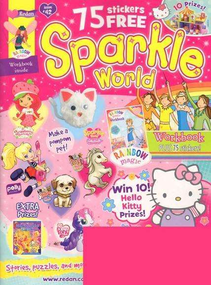 Sparkle World Cover - 5/1/2011