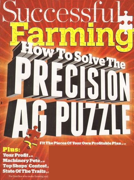 Successful Farming Cover - 4/1/2011