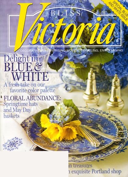 Victoria Cover - 5/1/2011