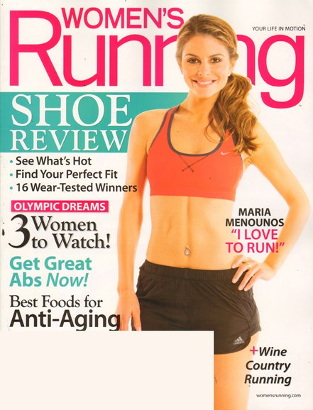 Women's Running Cover - 5/1/2011