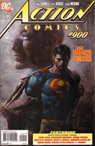 Superman Action Comics 6/1/2011