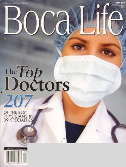 Boca Life Cover - 5/1/2011